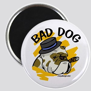 Bad Dog Magnet
